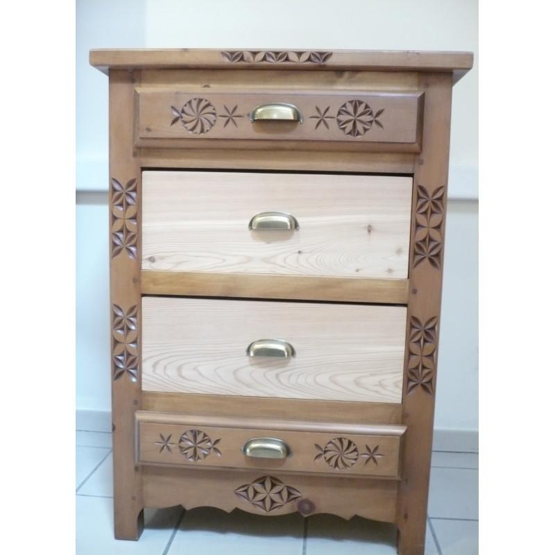 Meuble tiroirs coop rative des artisans du queyras for Coop meubles