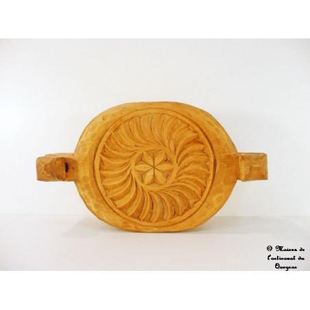 Saléron traditionnel ovale diam 13 cm