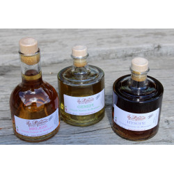 Trois liqueurs de montagne