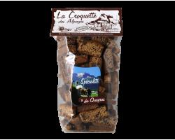 La croquette des alpages aux pépites de chocolat