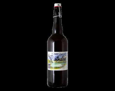 """Bière blonde du Queyras """"La Ristouline"""""""