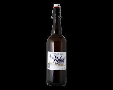 """Bière blanche du Queyras """"La Nebia"""""""
