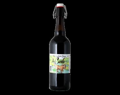 """Bière brune du Queyras """"La Curle"""""""