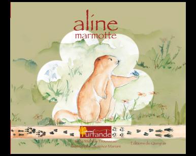 Aline marmotte