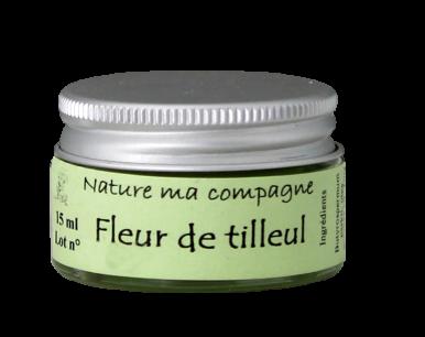 Crème aux fleurs de tilleul