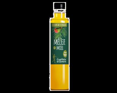 Velours de vinaigre mélèze et miel