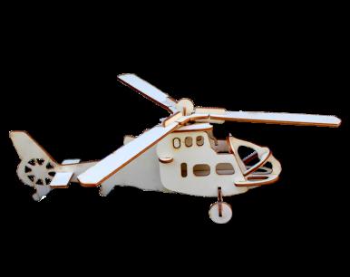 Hélicoptère 3D